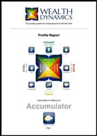 Wealth Dynamics Report